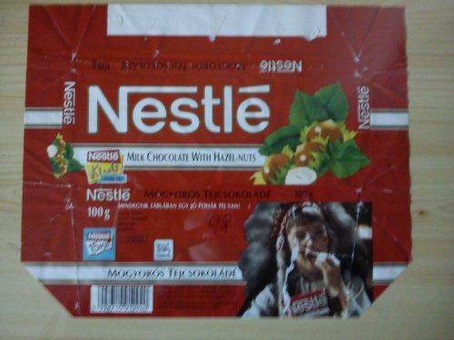 Nesté csokoládé