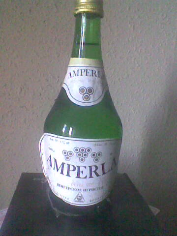 Amperla pezsgő
