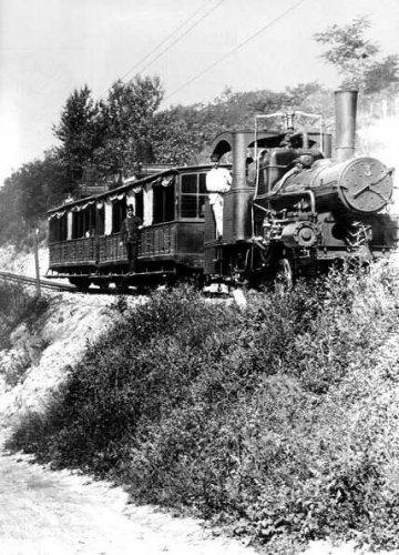 Fogaskerekű vasút