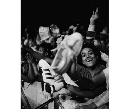 RUN D.M.C. koncert - Adidas Superstar