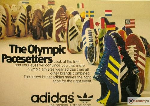 Adidas Athletic cipők
