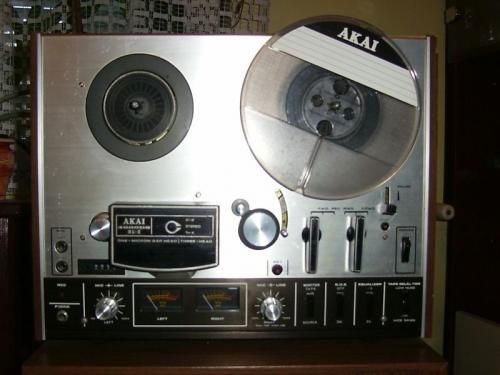 Akai 4000DS MK II