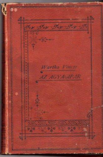 Az agyagipar könyv Wartha Vincze