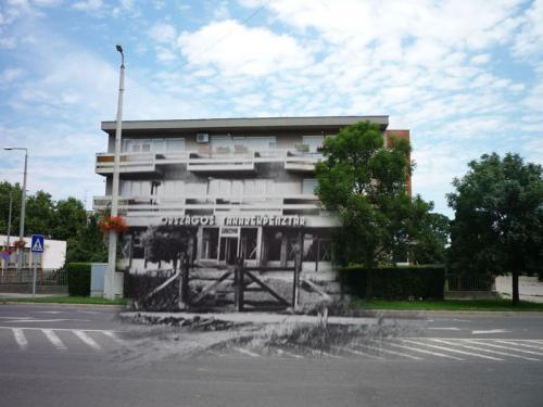 Balmazújváros - OTP építése