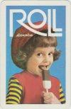ROLL jégkrém