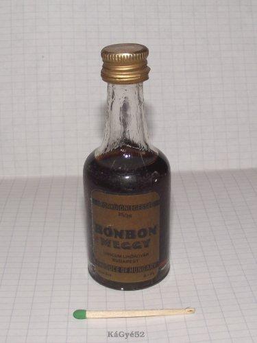Bonbon meggy miniüveg