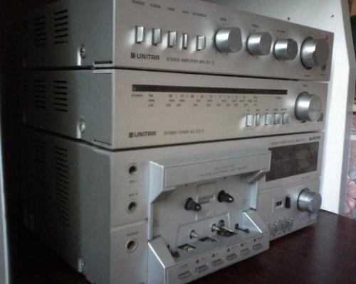 Unitra mini hi-fi
