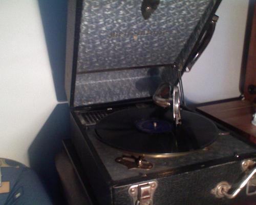 Melolutone gramofon