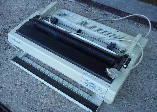 EPSON fax-scanner