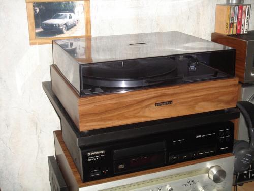 Pioneer PL-10 lemezjátszó
