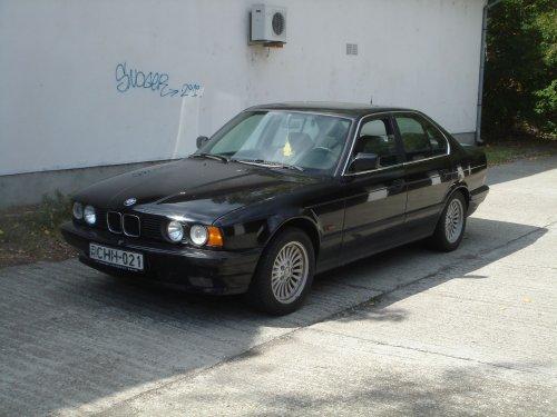 BMW 524TD - E34