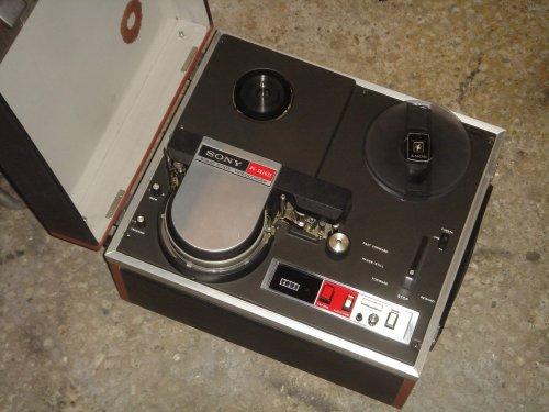Sony AV-3620 orsós videómagnó