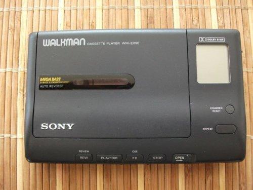 Sony walkman WM-EX90