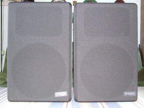 Telefunken TLX 22/4 Professional hangdobozpár