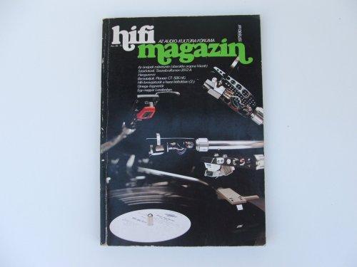 Hifi Magazin 1979/80 tél