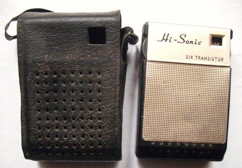HI-SONIC FR-6022 zsebrádió