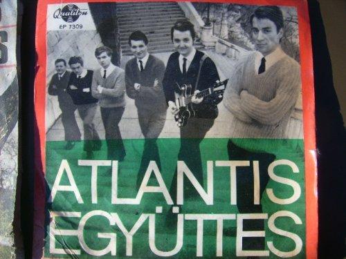 Atlantis együttes és Radics Béla