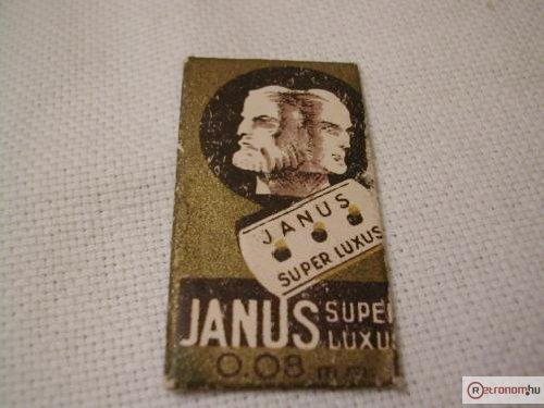 Borotvapenge Janus