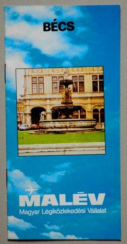 Malév Útikalauz Bécs