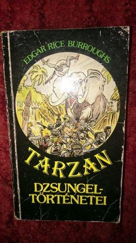 Tarzan könyv