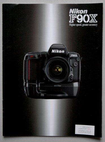 Nikon fényképezőgép - F90x