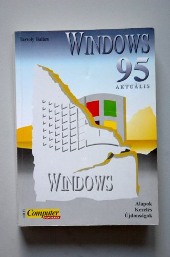 Windows 95 könyv