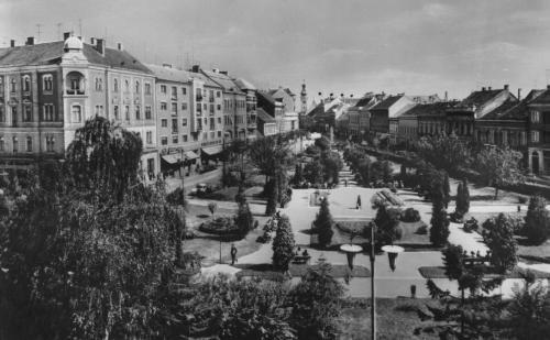 Szombathely Fő tér