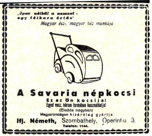 Babakocsi reklám