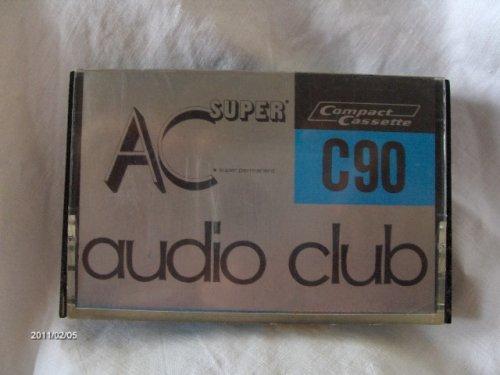 AC Super C90 kazetta