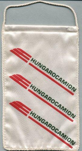 HUNGAROCAMION zászló