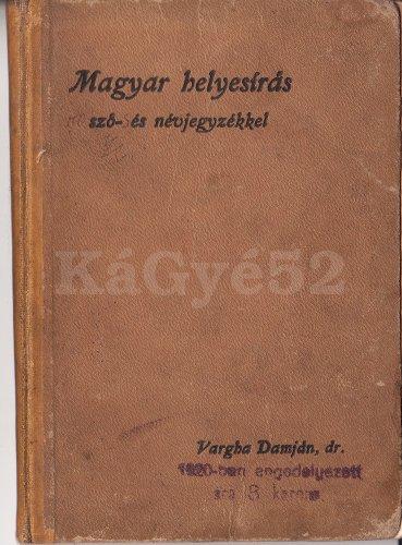 Magyar helyesírás