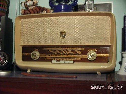 Videoton ED-55 rádió