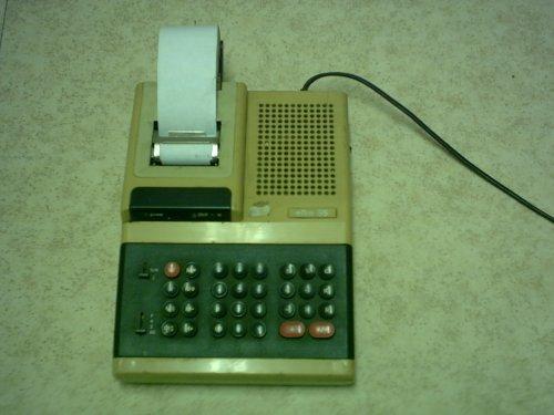 Elka 55 számológép