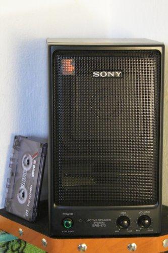 Sony SRS-170 aktiv hangfalpár