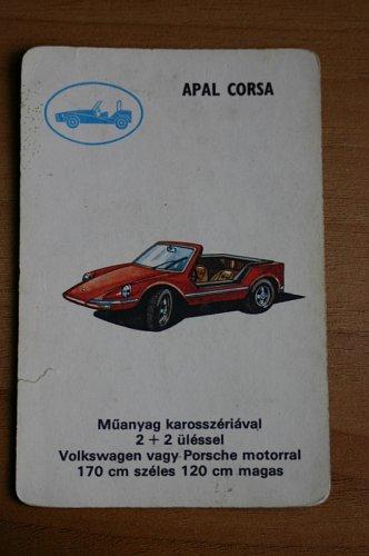 autós kártya (kék hátú) végtelen, azaz mindentvivő !