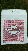 Ravill reklámtáska