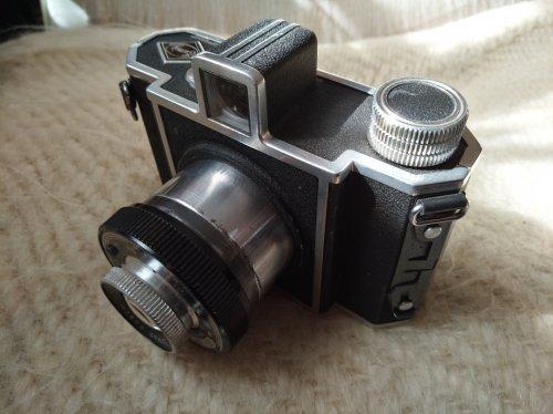 EUMIG fényképezőgép