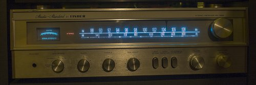 Fisher RS-1022 Receiver