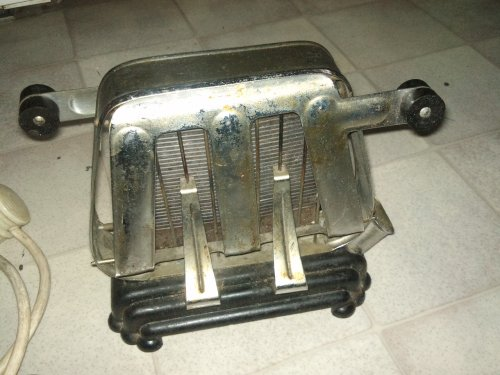 Elekthermax kenyérpiritó