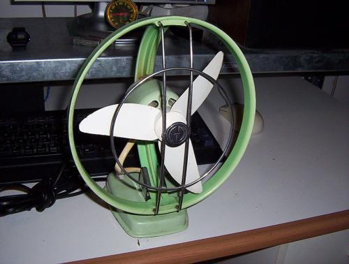 Asztali ventillátor