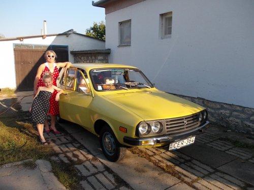 Dacia 1310 Retró