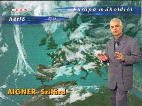 Időjárás jelentés - Aigner Szilárd