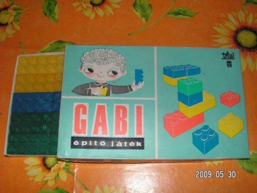 Triál Gabi építőjáték