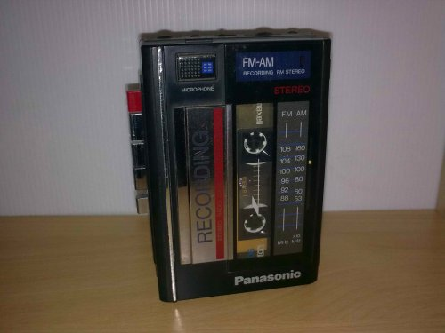 Panasonic RX-SR25