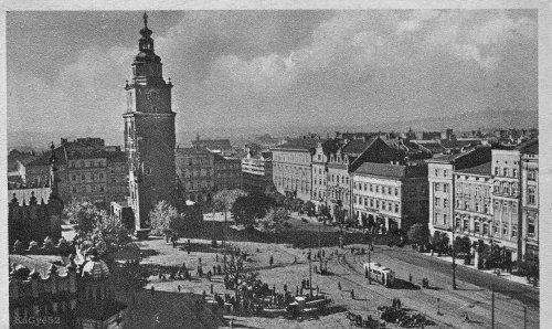 Krakkó Fő-tér
