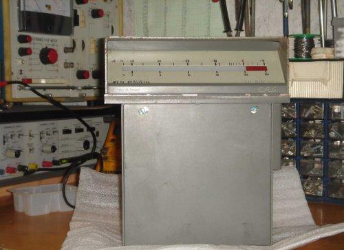 BEAG MPE-141 tükörreflexiós kivezérlésmérő