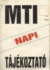 MTI tájékoztató füzet