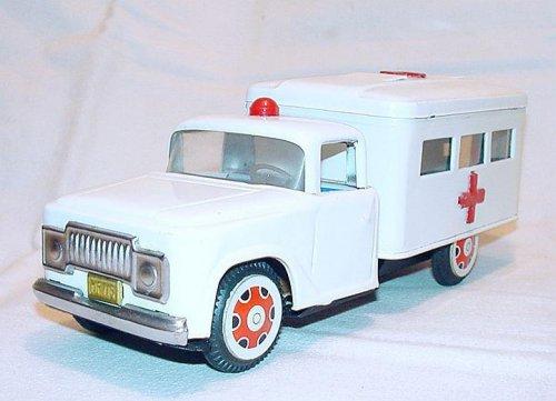 Ambulance Truck China