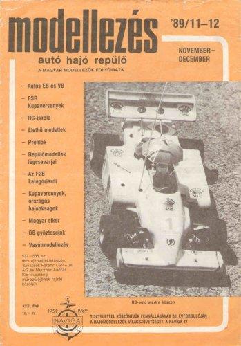 Modellezés 1989