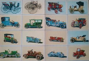 Old Timer autók